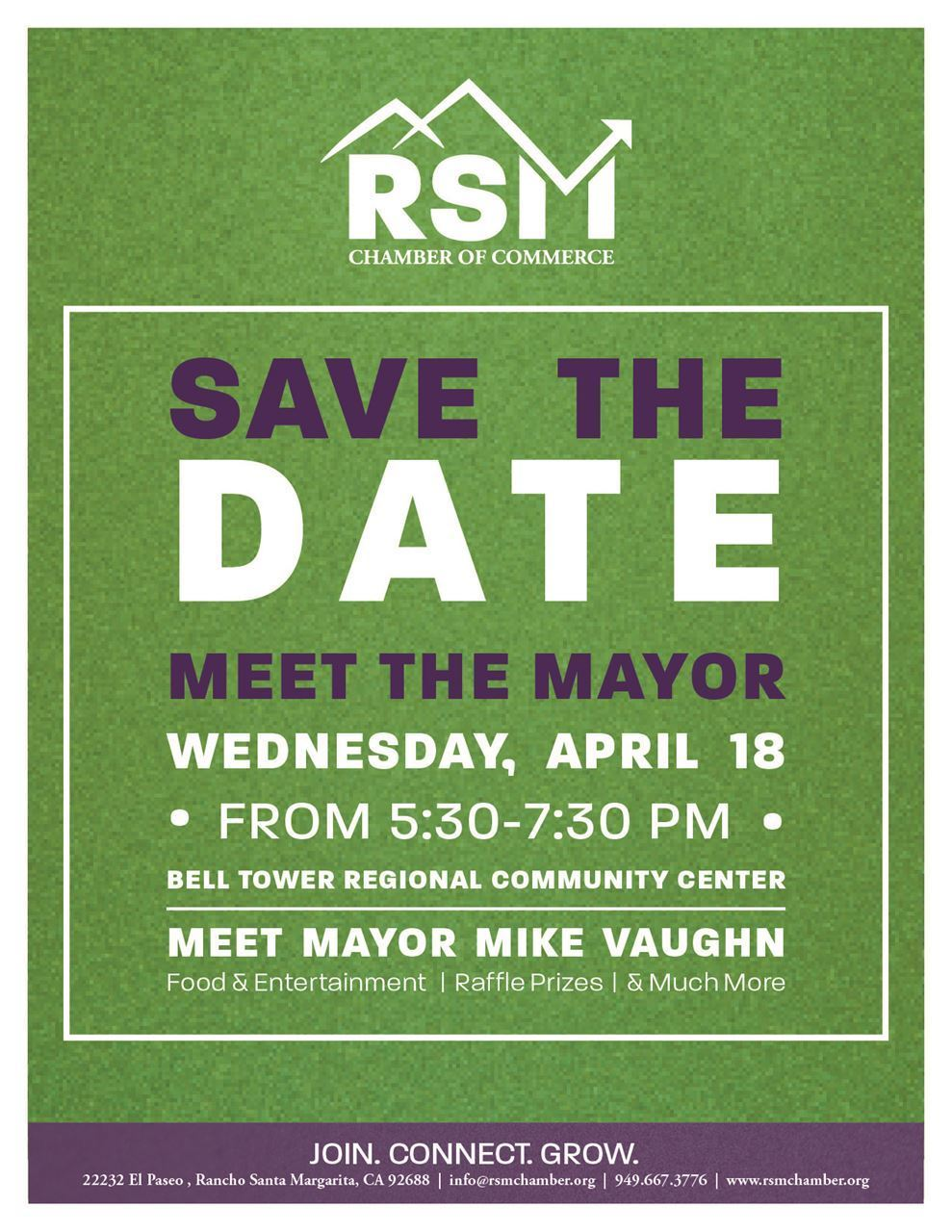 SAVE THE DATE_MEET THE MAYOR graphic