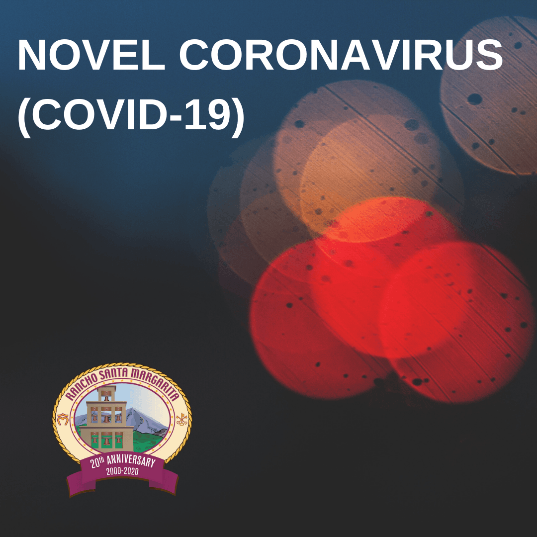 Novel Coronavirus (COVID-19) graphic