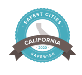 safe city badge - Safewise