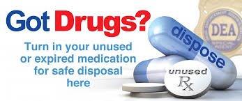 Got Drugs? graphic