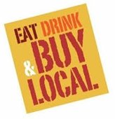 Shop and dine local