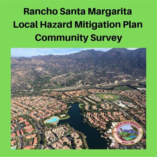 RSM Local Hazard Mitigation Plan Survey