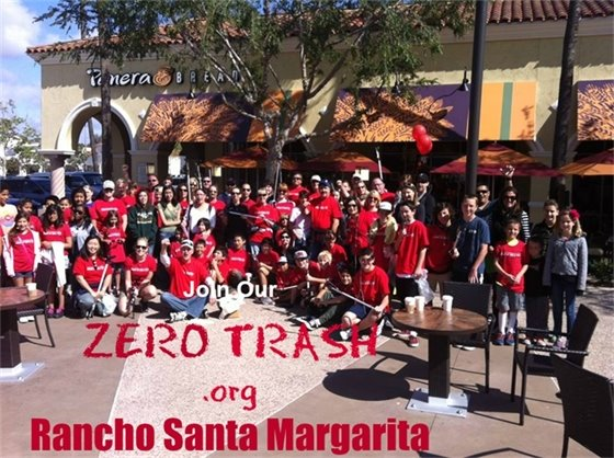 ZeroTrash Volunteers