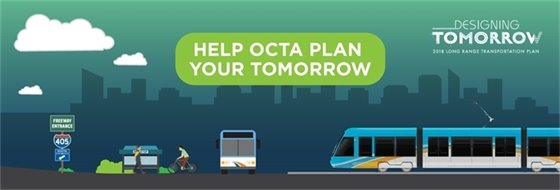 OCTA Long Range Transportation survey