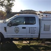 Mission Viejo Animal Services vehicle