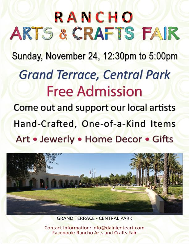Rancho-Arts-and Crafts-Fair-Flyer