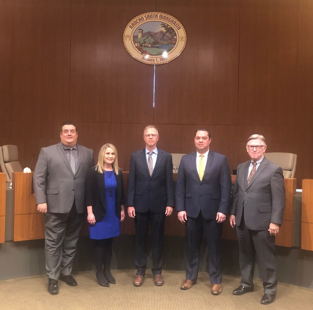 Rancho Santa Margarita Planning Commission 2020