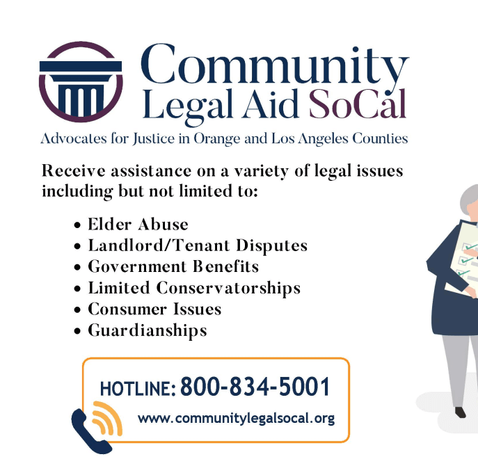 Community Legal Aid SoCal Insta graphic